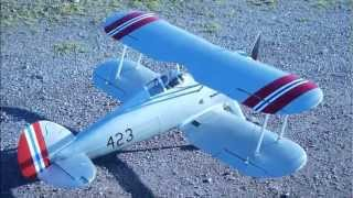 RC Gloster Gladiator Brian Taylor (maiden)