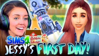 Video 👩🔬JESSY'S FIRST DAY AS A SCIENTIST!👩🔬 (The Sims 4 #41! 🏡) download MP3, 3GP, MP4, WEBM, AVI, FLV Juli 2018