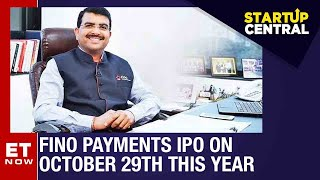 Fino Payments bank IPO all set to open on October 29th | StartUp Central