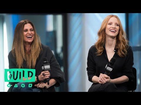 "Jessica Chastain And Niki Caro Discuss Their Film, ""The Zookeeper"