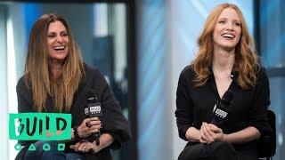 "Jessica Chastain And Niki Caro Discuss Their Film, ""The Zookeeper's Wife"""