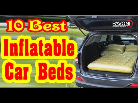 best-inflatable-car-beds-to-buy-in-2020