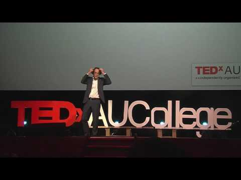 The Uncomfortable Truth About Underlying Anger | Peter Knoope | TEDxAUCollege