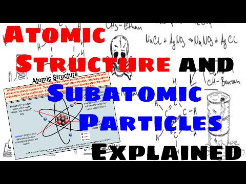 Atomic Structure and Subatomic Particles - Explained