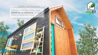 Construkit - Tiny House - Casa Piloto Tinykit