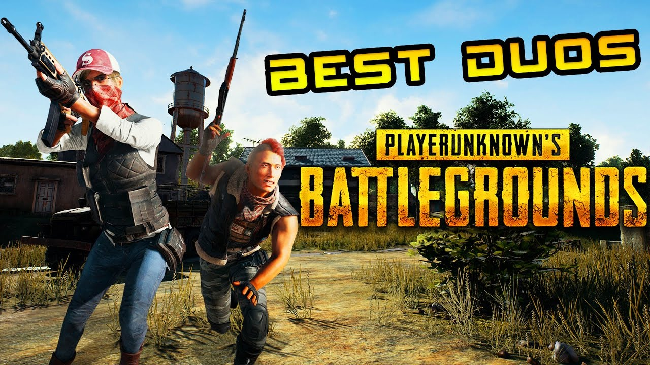 Player Unknowns Battle Grounds - BEST DUOS! - YouTube