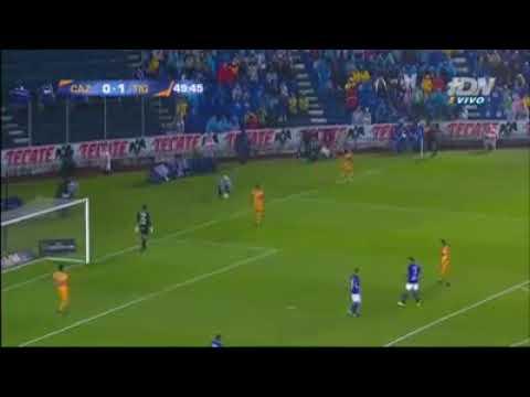 Lesión de jugador del cruz azul Victor Zúñiga