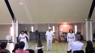 Danza La paloma Celestial .