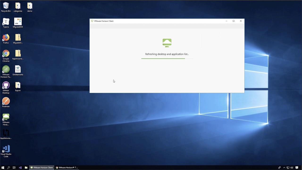 What's New in VMware Horizon 7 9 and Horizon Client 5 1   VMware