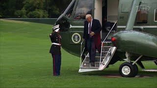 У президента США Дональда Трампа и его супруги выявили коронавирус