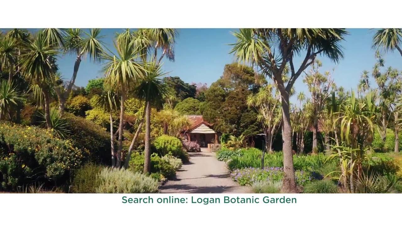 Logan Botanic Garden: Summer 2016 TV advert - YouTube