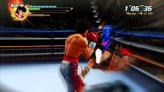 [PS3] Hajime no Ippo/Victorious Boxers -  Rematch vs Saeki The Speedstar