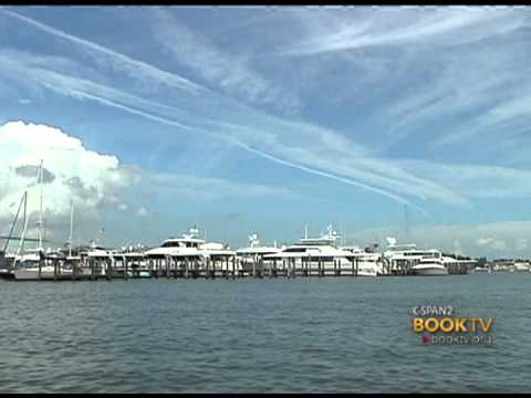 """C-SPAN Cities Tour - Annapolis: """"Maritime Maryland: A History"""""""