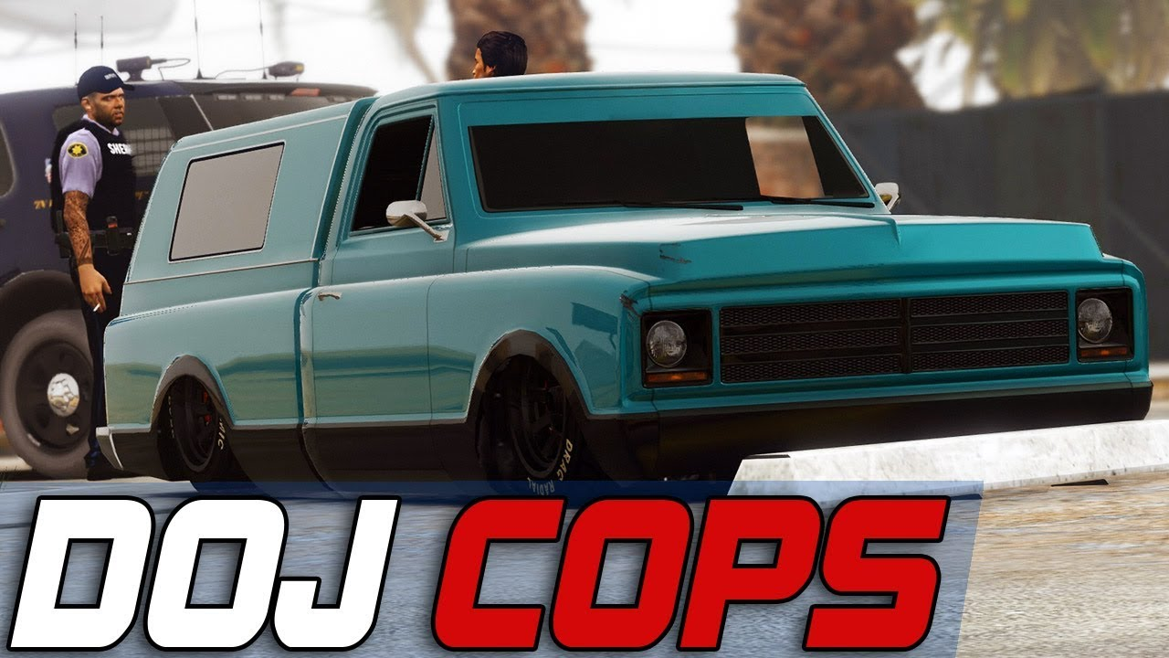 Dept. of Justice Cops #778 - Drifting Sleeper