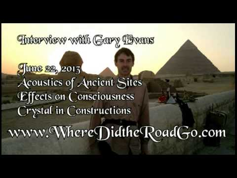 Gary Evans - Acoustics and Ancient Sites