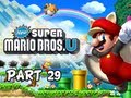 New Super Mario Bros. Wii U Walkthrough - Part 29 Let's Play WiiU Gameplay