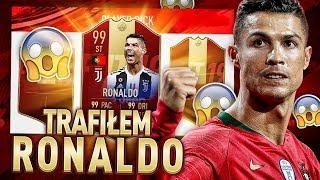 TRAFIŁEM RONALDO 99, czyli KARTA WARTA PONAD 7 MLN! - FIFA 19