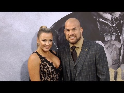 "Amber Nichole Miller and Tito Ortiz ""King Arthur: Legend of the Sword"" Premiere"