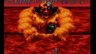 AXELAY (SNES - FULL GAME)
