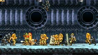 Metal Slug 5 Walkthrough/Gameplay Neo Geo