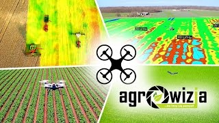 ...bo liczy się pomysł! ☆ Rolnicze drony i skanery gleby od Agrotechnology