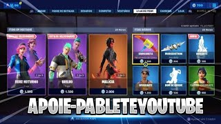 Fortnite today's shop 21/06 NEW SKINS + GIFT CARDS SWEEPSTAKES