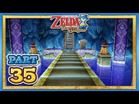 The Legend of Zelda: Phantom Hourglass - Part 35 - Final Run Through The Temple!