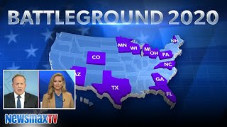 269: An Electoral College tie? | Newsmax TV