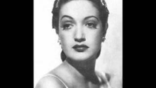Dorothy lamour: Perfidia 1945