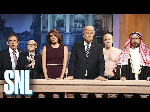 Trump Argentina Cold Open - SNL
