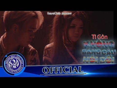 Không Bằng Câu Nói Dối - Ti Gôn ft Linh Barbie ( One Shot Close Up) | Official MV