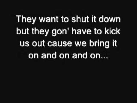 Hyper Crush - Kick Us Out LYRICS