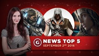 Assassin's Creed Collection Leaks; Cyberpunk 2077 Info! - GS News Top 5