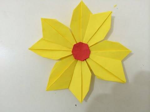 origami flowers daisy how to make doovi