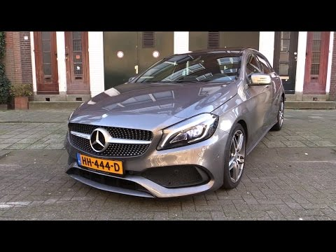 Mercedes-Benz A Class AMG 2017 TEST DRIVE, In Depth Review Interior Exterior
