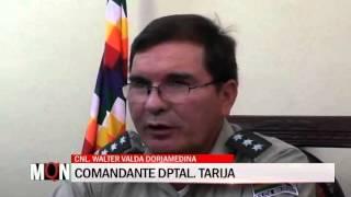 08/10/2015-19:35 INCAUTAN MAS DE 756 MIL MUNICIONES EN YACUIBA