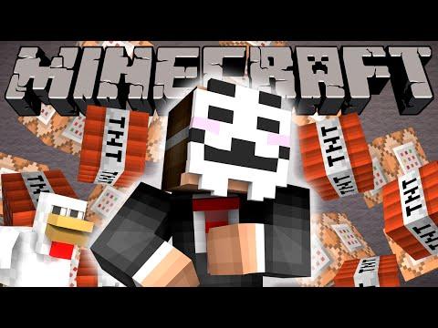 If Hackers Took Over Minecraft!