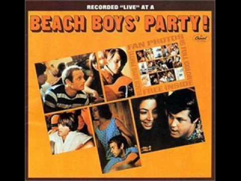 Alley Oop - Beach Boys