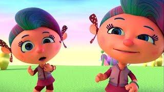 Новые мультики! - Монсики - Пара Лол - Мультфильмы для детей