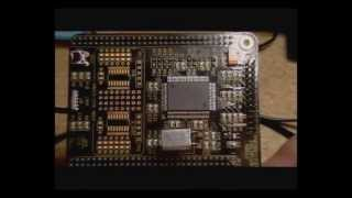 Waveform Generator with Zilog EZ8 Microcontroller