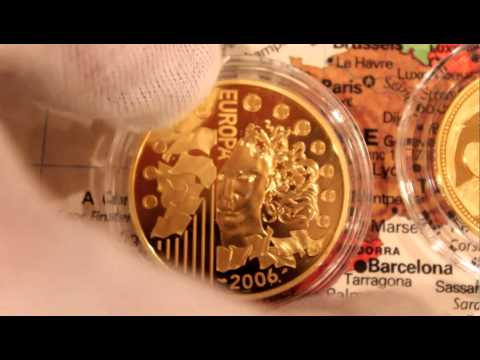 Great Collection of World's Biggest and Most Beautiful Gold Bullion Coins