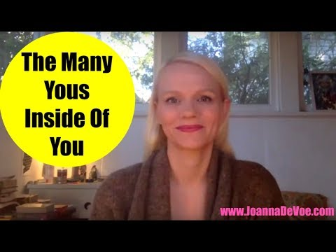 The Many Yous Inside Of You : One Crazy Dream, Method Acting & Self Image