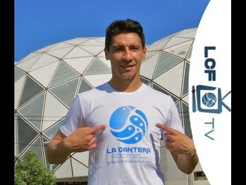 Pablo Contreras for La Cantera Football