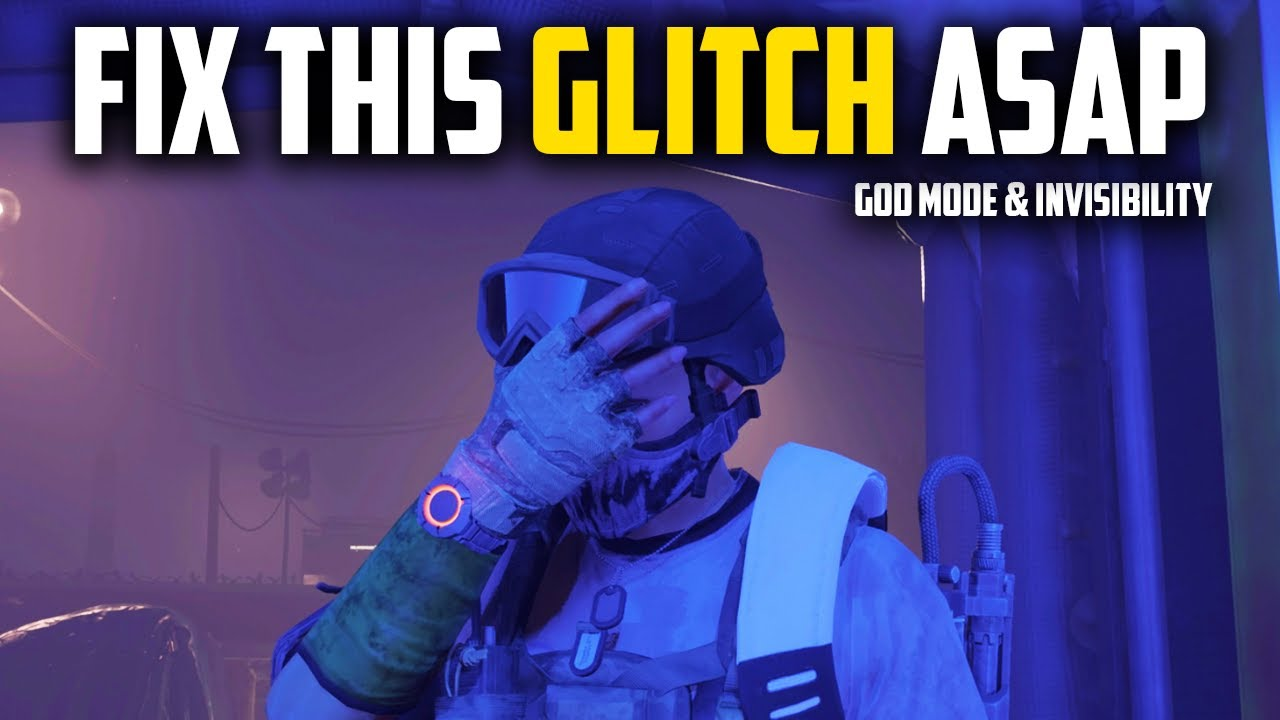 The Division 2 - THIS NEW GOD MODE & INVISIBILITY GLITCH NEEDS TO BE FIXED ASAP!!