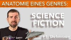 Autoren-Grundwissen: Was ist Science Fiction? 🚀🛸