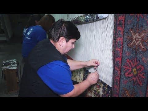 Армянская семья 100 лет бережёт традиции ковроткачества
