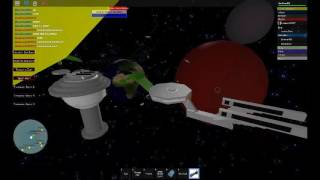 Roblox Star Trek Online 3 Part 2: KLINGONS ATTACK!