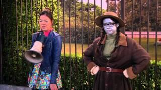 Сериал Disney - Тяжёлый случай (Сезон 1 Серия 10) Сумасшедший дом в Белом доме