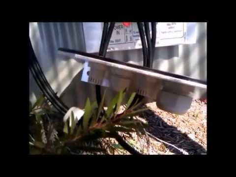 Going off grid on pool pump - part 5/5 Connecting solar panels to controller and pump