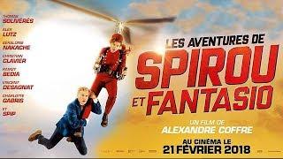 LES AVENTURES DE SPIROU ET FANTASIO (2017) FRENCH 720p Regarder